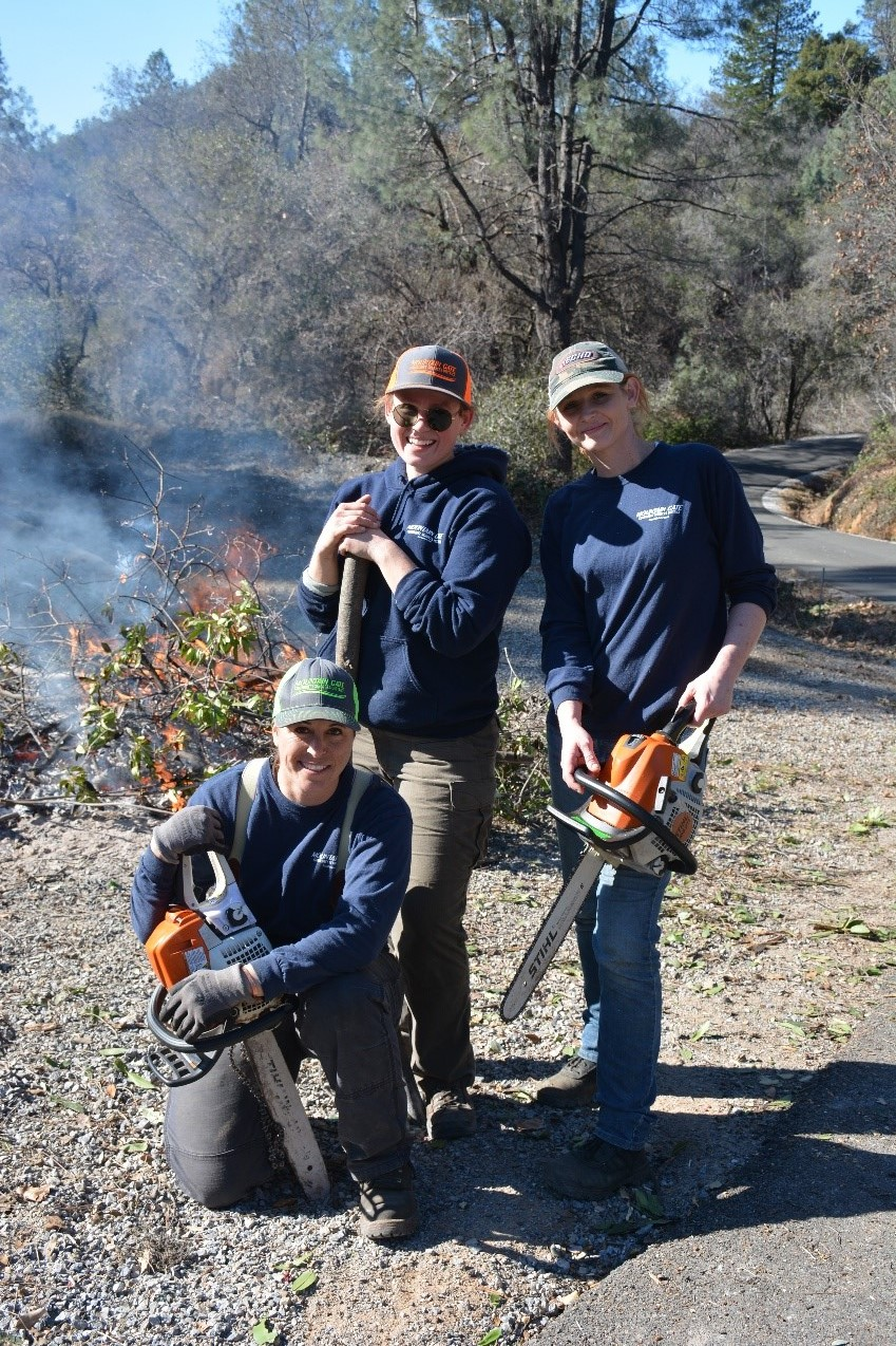 Carr Fire NWDG Worker Participants Image
