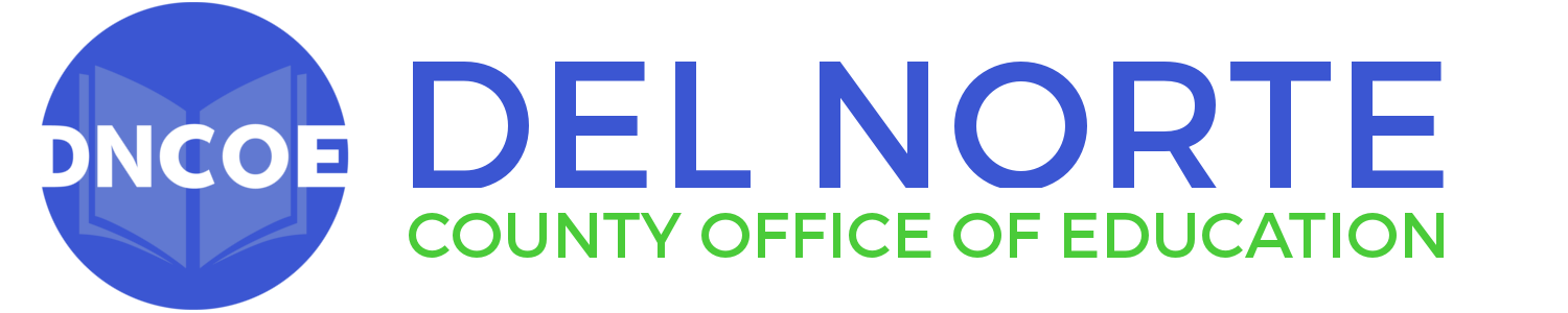 Del Norte County Office of Education Logo