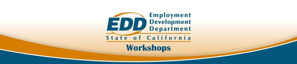 EDD Workshops header image