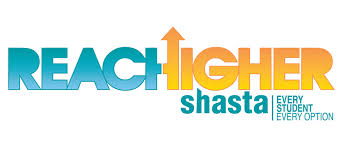 Reach Higher Shasta Logo