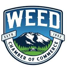 Weed Chamber of Commerce Logo Image