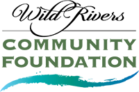 Wild Rivers Community Foundation Logo